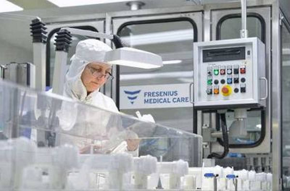 DGAP-News: Fresenius Medical Care on track to achieve full