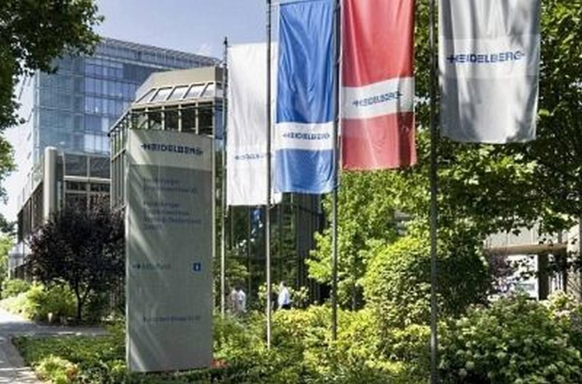 Heidelberger Druck Aktie News
