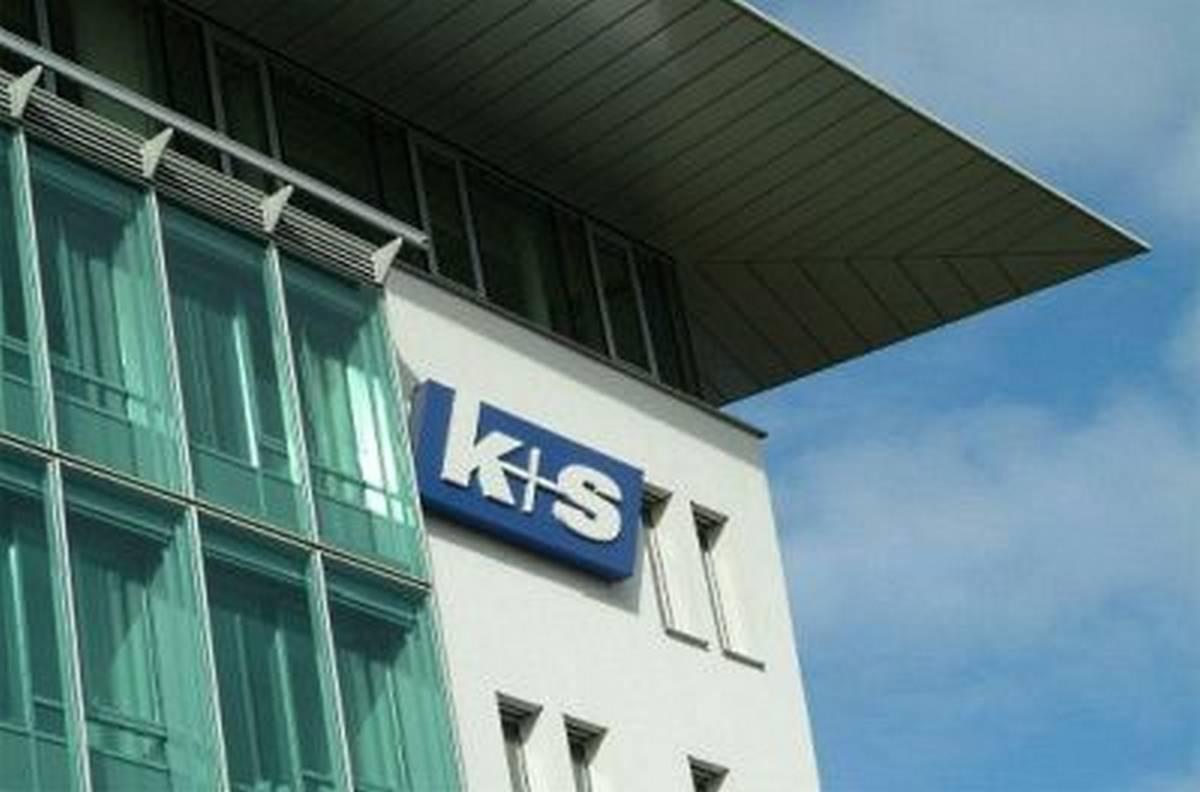 K+S Aktie Realtime
