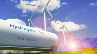 Cleantech Wasserstoff Aktie