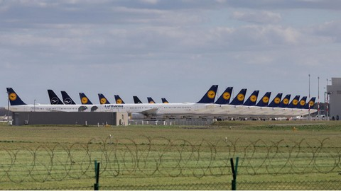 Lufthansa Aktie Rechnung Mit Vielen Unbekannten 4investors Chartanalyse
