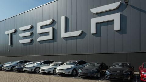Tesla-Aktie Nasdaq