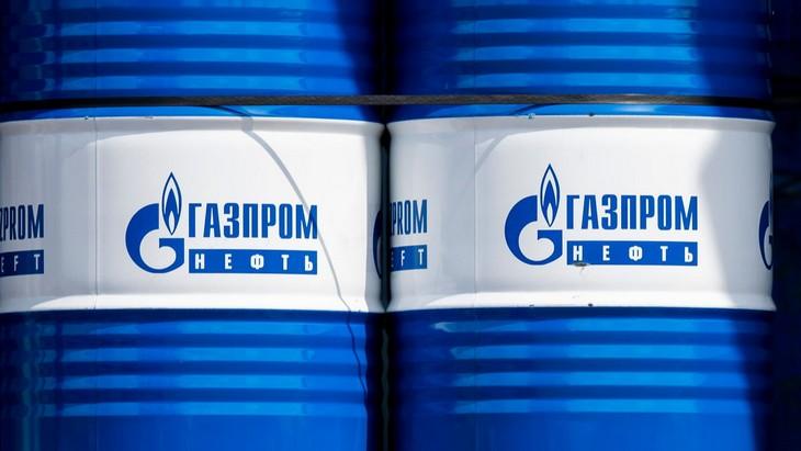 Gazprom Akzie