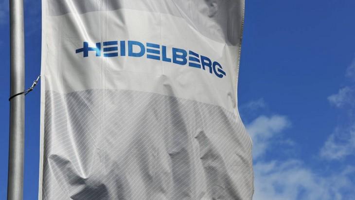 Heidelberger Aktie