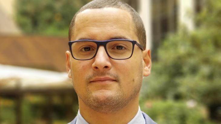 Frederic Dalmasie, Vorstandschef von Agri Resources. Bilder und Copyright: Agri Resources.