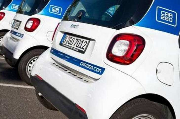 Daimler erhält Alleinkontrolle über Car2Go