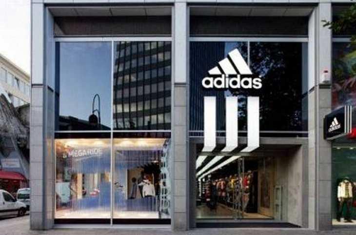 Der Sportartikelhersteller Adidas will bis 2020 Umsatz und Gewinn stärker als bisher erwartet steigern. Bild und Copyright: Adidas.
