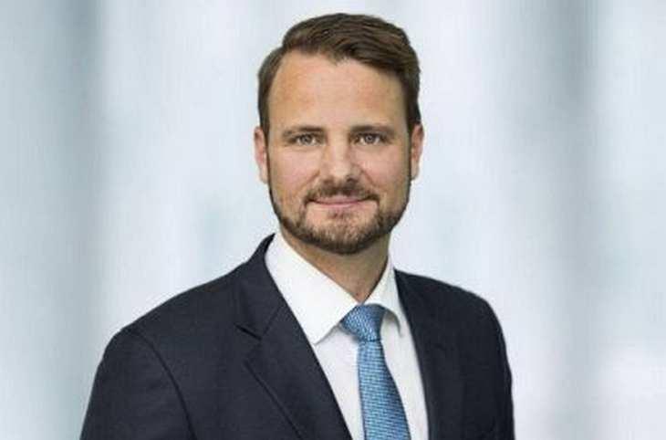 Oliver Schwegmann, seit dem 1. Juni 2017 Vorstandsmitglied der Berentzen-Gruppe, im Interview mit www.4investors.de. Bild und Copyright: Berentzen.