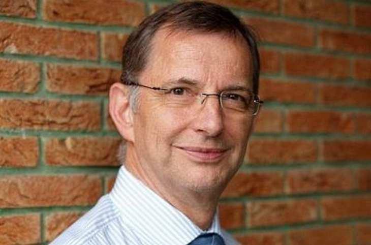 Hermann Lübbert, Vorstandsvorsitzender von Biofrontera, im Interview mit der Redaktion von www.4investors.de. Bild und Copyright: Biofrontera.