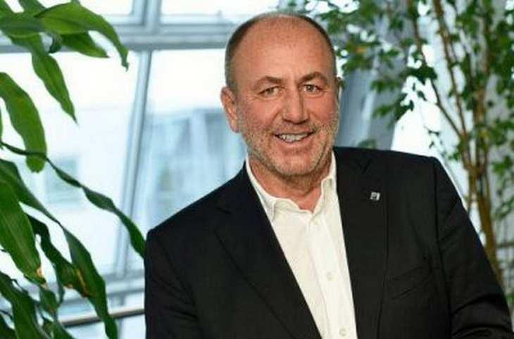 B+S-CEO Wilhelm Berger im Interview mit www.4investors.de. Bild und Copyright: B+S Banksysteme.