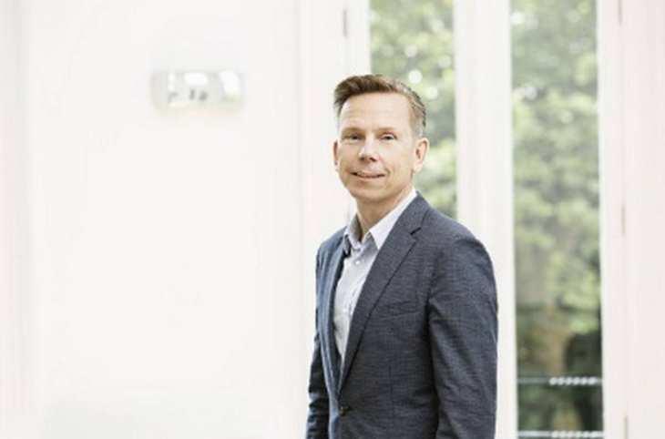 CLIQ-Digital-Vorstand Ben Bos im Gespräch mit der Redaktion von www.4investors.de. Bild und Copyright: CLIQ Digital.