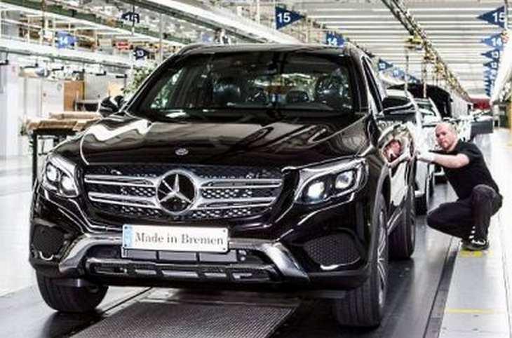 Der Autobauer Daimler hat am Donnerstag Zahlen zum zweiten Quartal vorgelegt. Bild und Copyright: Daimler.
