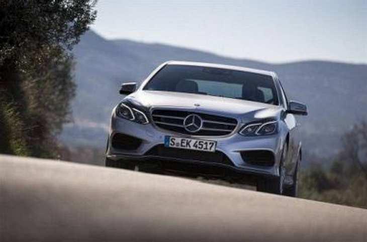Die Experten der UBS sehen für die Daimler Aktie mögliche charttechnische Probleme am Horizont. Bild und Copyright: Daimler.