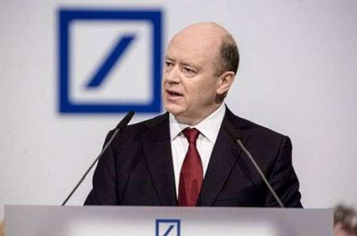 Deutsche Bank schreibt dritten Jahresverlust in Folge
