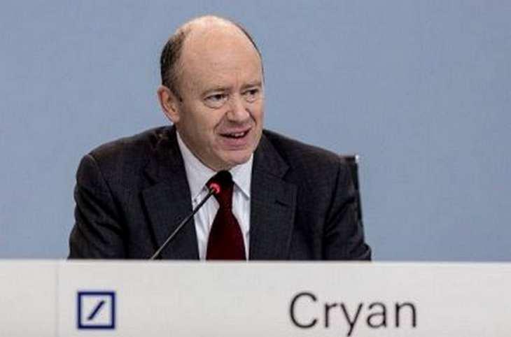 Deutsche Bank legt solide Zahlen vor