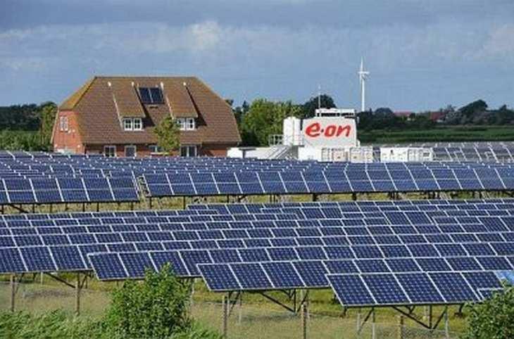 E.On hat das konventionelle Kraftwerksgeschäft ausgegliedert und will sich unter anderem auf erneuerbare Energien konzentrieren. Bild und Copyright: E.On.