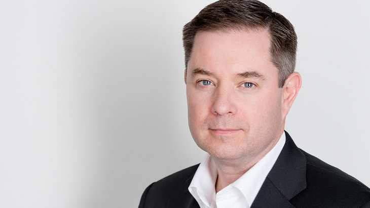 Epigenomics-Vorstandschef Greg Hamilton Exklusivinterview mit der Redaktion von www.4investors.de. Bild und Copyright: Epigenomics.