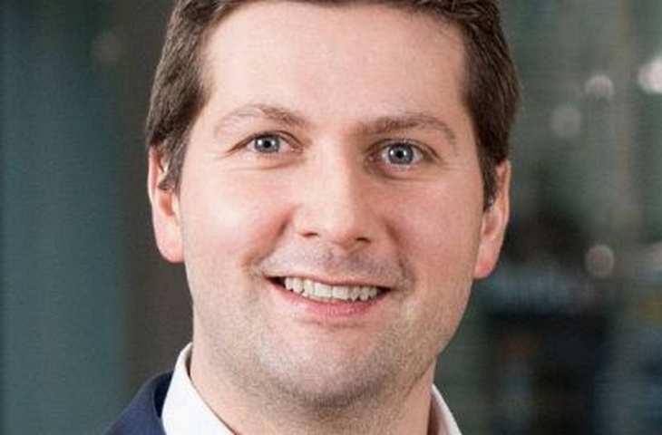 Andre Marques, Leiter Finanzen und Investors Relations der EQS Group, im Interview mit der Redaktion von www.4investors.de. Bild und Copyright: EQS Group.