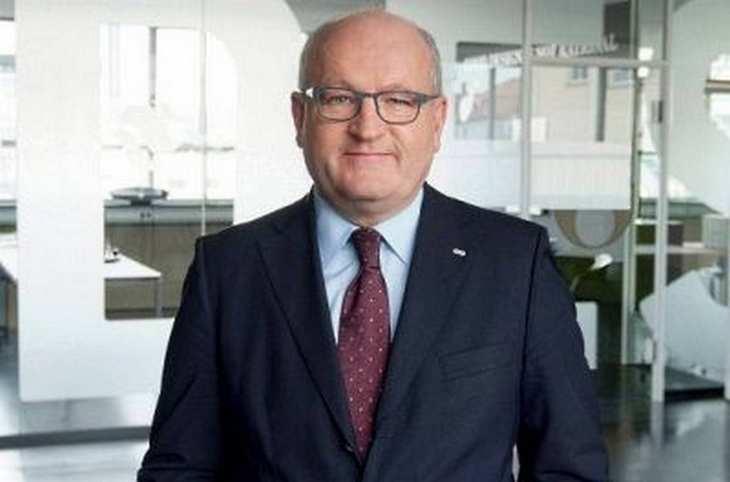 GFT-Konzernchef Ulrich Dietz hat die Börse mit der Prognose für das Jahr 2017 enttäuscht, der Aktienkurs gerät daraufhin stark unter Druck. Bild und Copyright: GFT Technologies.