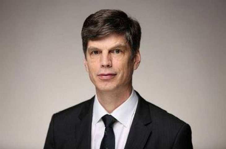 Hans-Henning Doerr, Finanzvorstand bei Gigaset, im Gespräch mit der Redaktion von www.4investors.de. Bild und Copyright: Gigaset.