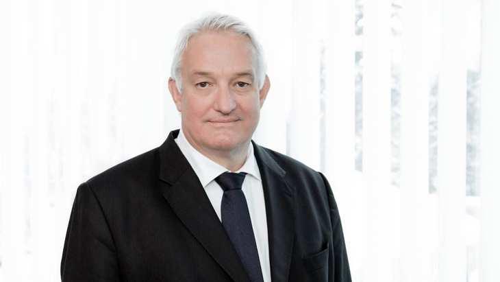Finanzvorstand André Hergert von GK Software im Gespräch mit der Redaktion von www.4investors.de. Bild und Copyright: GK Software.