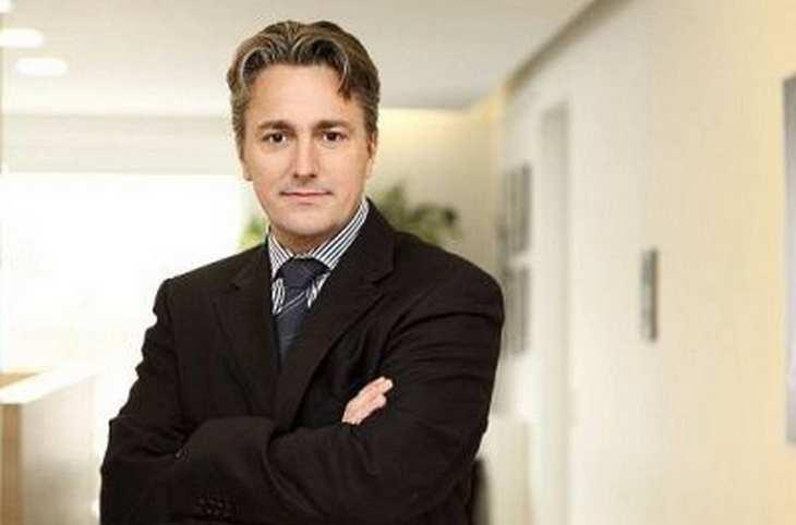 HanseYachts-Vorstandssprecher Dr. Jens Gerhardt im Gespräch mit der Redaktion von www.4investors.de. Bild und Copyright: HanseYachts.