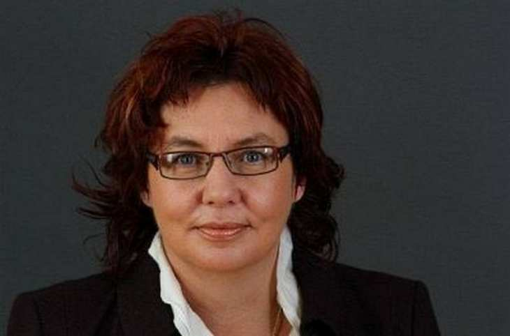 Heliocentris-CFO Sabine Kauper im Interview mit der Redaktion von www.4investors.de. Bild und Copyright: Heliocentris.