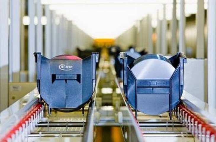 Die Experten der UBS werfen einen Blick auf die Aktie des Chipherstellers Infineon. Bild und Copyright: Infineon.