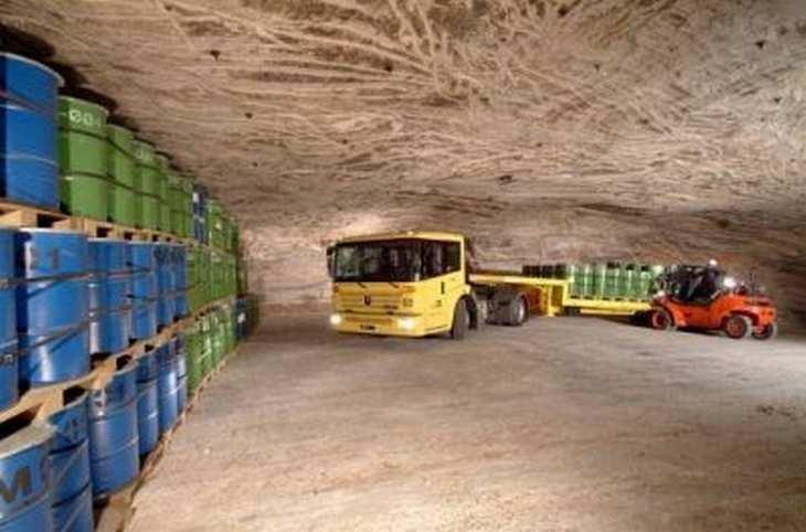 Die kanadische Potash Corporation of Saskatchewan streckt die Fühler nach dem Kasseler Rohstoffkonzern K+S aus. Foto und Copyright: K+S.