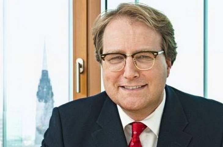 Torsten Teichert, Vorstand von Lloyd Fonds, im Gespräch mit der Redaktion von www.4investors.de. Bild und Copyright: Lloyd Fonds.