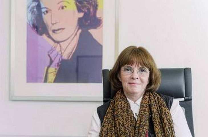 Prof. Dolores Schendel, seit mehr als zwei Jahren CEO von Medigene, im Interview mit der Redaktion von www.4investors.de. Bild und Copyright: Medigene.