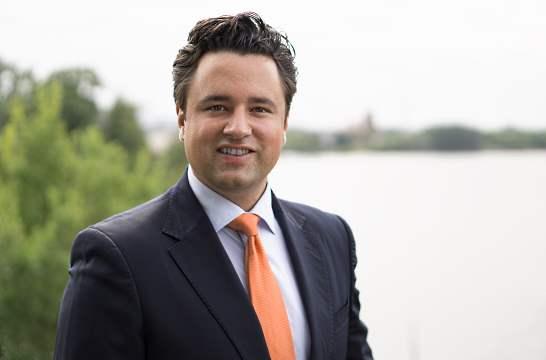 Patrick Brenske, Vorstand von MPH, Health Care, im Interview mit der Redaktion von www.4investors.de. Bild und Copyright: MPH Health Care.