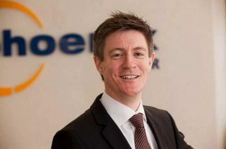 Manfred Hochleitner, Finanzvorstand der Phoenix Solar AG, im Gespräch mit der Redaktion von www.4investors.de. Bild und Copyright: Phoenix Solar.