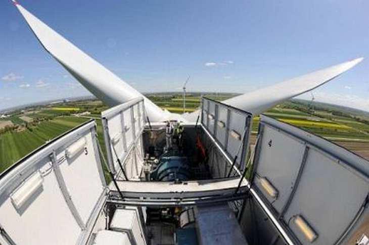 Bild und Copyright: PNE Wind.
