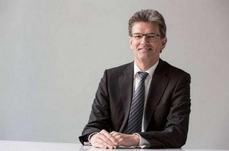 QSC-Finanzvorstand Stefan Baustert im Interview mit der Redaktion von www.4investors.de. Bild und Copyright: QSC.