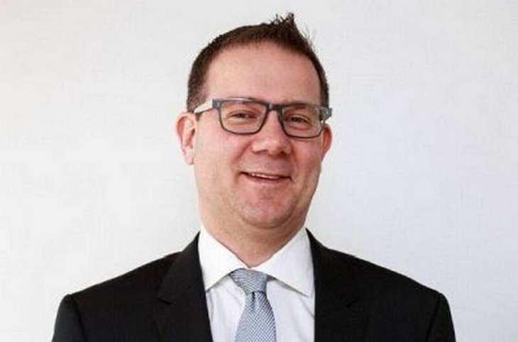 Klaus Gerdes, CMO von Sanochemia, im Interview mit der Redaktion von www.4investors.de. Bild und Copyright: Sanochemia.