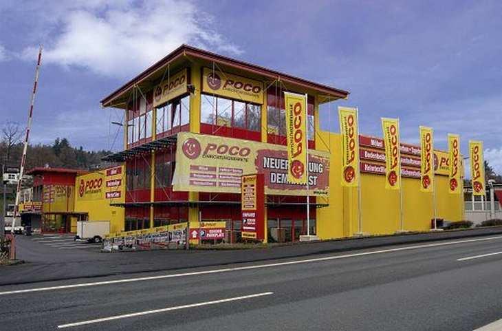 Die Poco-Kette gehört zu Steinhoffs Europa-Aktivitäten. Bild und Copyright: Steinhoff International.