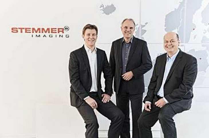 Die Redaktion von www.4investors.de sprach im Vorfeld des geplanten Börsengangs mit den STEMMER-IMAGING-Vorständen Christof Zollitsch (CEO), Martin Kersting (CTO) und Lars Böhrnsen (CFO). Bild und Copyright: STEMMER-IMAGING.