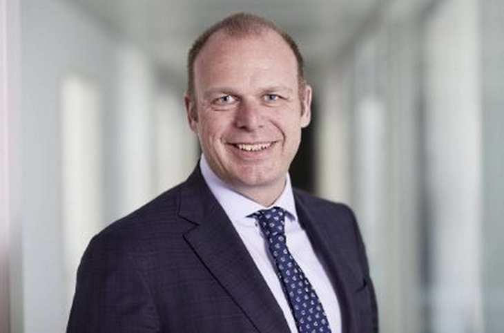 Andreas Becker, CEO des Börsenkandidaten STS Group. Bild und Copyright: STS Group.