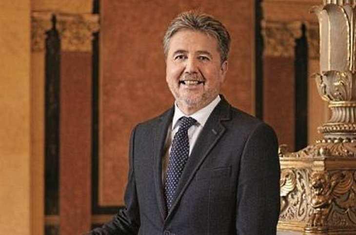 Karl Bier, CEO des österreichischen Immobilienkonzerns UBM Development AG, hat für das vergangene Geschäftsjahr eine Dividendenzahlung von 1,60 Euro je Aktie angekündigt. Bild und Copyright: UBM Development AG.